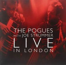 The Pogues With Joe Strummer Live in London RSD Red Vinyl 2lp /new