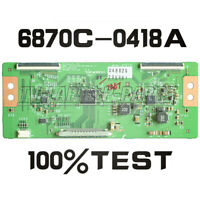 1pcs Original 47LS4500 6870C-0418A 6871L-2969B T-Con Board Control Timing Board