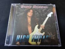 Yngwie Malmsteen - High Impact SEALED CD 2009 ALCATRAZZ STEELER RISING FORCE G3