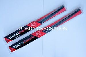 2014-2016 Hyundai Genesis Coupe Trico Exact Fit Beam Style Wiper Blades