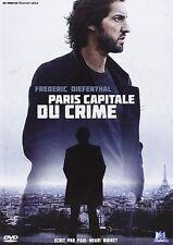 """DVD NEUF """"PARIS, CAPITALE DU CRIME"""" docu-fiction Frederic DIEFENTHAL"""