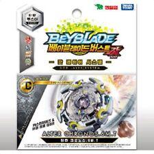 BEYBLADE BURST B-82 Booster Alter Chronos.6M.T God layer Takara Tomy New Top Toy