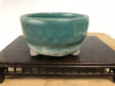 """Mame Or Accent  Size Bonsai Tree Pot Made By Tosui 3"""""""
