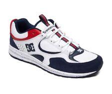 Basket DC SHOES Kalis Lite SE réf 100382 bleu blanc rouge du 40 au 45