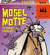 Schmidt Spiele/Drei Magier Mogel Motte Kinder Party Kartenspiel Spielzeug NEU