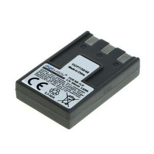 digibuddy Akku kompatibel zu Canon Canon NB-1L / NB-1LH Li-Ion 900mAh 3,7 V