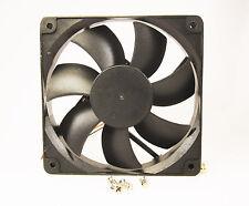 120mm 25mm Case Fan 12V DC 72CFM Ball IP55 Waterproof Cooling 2wire 12025 340*