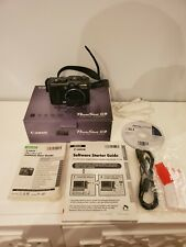 Canon PowerShot G9 12.1MP Digital Camera. Parts Only