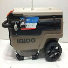 Igloo Trailmate Wheeled Cooler - JRNY BRWN