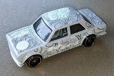 2020 HOT WHEELS CAR MEET 5 PACK '71 DATSUN 510 Bluebird sedan gray mint loose