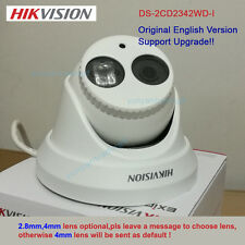 Hikvision English Version DS-2CD2342WD-I 4MP 1080p POE IP Network indoor Camera