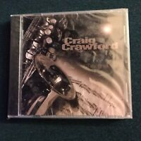 The Craig Crawford Players: I'll Be With You CD BRAND NEW SEALED