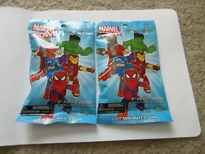 Marvel Now Mini Mates figure - Complete Your Collection