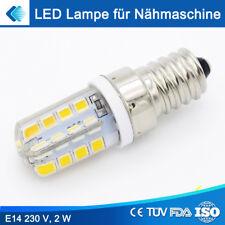 DEL Lampe pour machines à coudre meubles e14 petit Filetage 220 - 230 V Blanc 6500 K