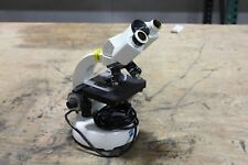 Zeiss Microscope KF2 45 07 11 Relamp w/ 4 Objectives *Parts*
