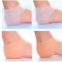 New Silicone Moisturizing Gel Heel Socks Cracked Foot Skin Care Protector