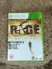 RAGE Anarchy Edition (Xbox 360, 2011) 3 x Discs Complete w/ Manual