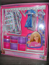 Playset Muñeca Barbie Accessory Shoulder Bag Armario Vintage Mattel NRFB