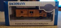 Bachmann ho scale Union Pacific bay window caboose 73205 ,real nice