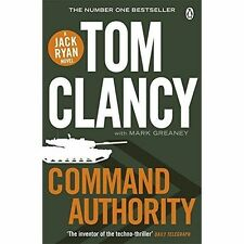 Command Authority (Jack Ryan 13), By Clancy, Tom,in Used but Acceptable conditio