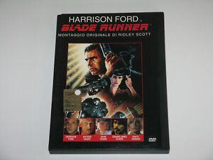 Blade Runner (Director's Cut) di Ridley Scott Con  Harrison Ford - Dvd - 1999