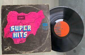 "Various ""EMI Super Hits"" Funkees Ofege Apostles Tony Grey etc LP EMI Nigeria"