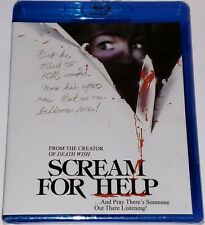 Scream for Help [New Blu-ray] Widescreen New Factory Sealed