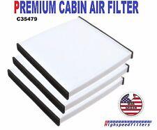 x3 PREMIUM CABIN AIR FILTER for Camry Avalon Sienna Solara RX350 ES330 CF10132