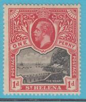 ST HELENA 62 MINT HINGED OG *  NO FAULTS  EXTRA FINE !