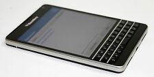 BlackBerry Passport 32GB Black (Unlocked)AT&T WiFi LTE 4G Smartphone great