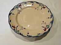 "Epoch China Berry Grove  7-5/8"" Salad Plate BIN 1015"