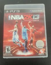 NBA 2K13 For Sony Playstation 3 PS3 Pre owned