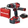 Einhell TE-CD 18Li-I BL 18V Brushless Hammer Drill, 4Ah Battery, Kitbox, Charger