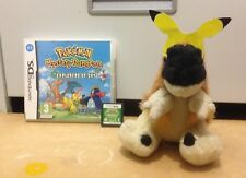 rare POKEMON MYSTERY DUNGEON EXPLORERS OF SKY on NINTENDO DS DSI 3DS 2DS XL