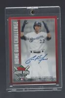 CHRISTIAN YELICH  2019 Topps Industry  HOME RUN CHALLENGE AUTOGRAPH 40/50