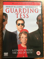 Avertir Tess DVD First Lady Bodyguard Comédie Largeur / Nicolas Cage + Shirley