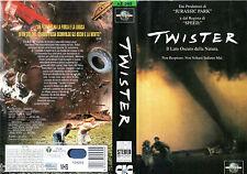 Twister (1996) VHS CiC Video Helen Hunt Bill Paxton  Spielberg