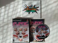 Flipnic Ultimate Pinball Sony PlayStation 2 PS2 - Complete