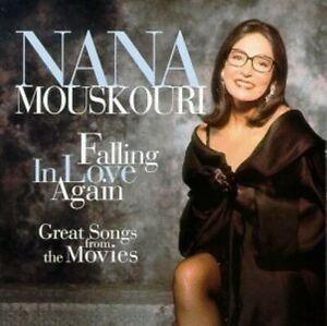 Falling In Love - Music CD - Nana Mouskouri -  1993-03-23 - Philips - Very Good