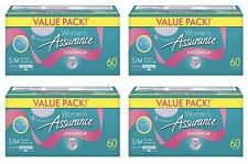4-PACK S/M Adult Diapers For Women Disposable Overnight Incontinence Underwear