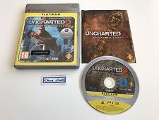 Uncharted 2 Among Thieves - Platinum - Sony PlayStation PS3 - FR - Avec Notice
