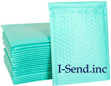 """New listing #5 Teal Poly Bubble Mailers 10.5"""" x 16"""" Shipping Mailing Padded Envelopes"""