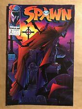 SPAWN - # 2 : jun 1992 - VO