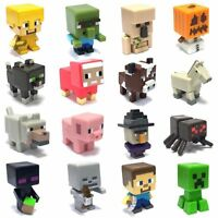 Minecraft Single Mini Figure Unlimited Chest Series 3 *Choose Your Favourite*