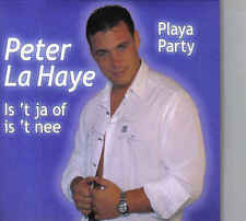 Peter La Haye-Is T Ja Of Ist T Nee cd single