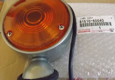 TOYOTA LANDCRUISER 40 SERIES FRONT GUARD TURN SIGNAL LAMP BRAND NEW GENUINE