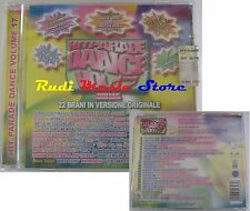 CD HITPARADE DANCE VOL 17 MOLELLA R.I.O. EXAMPLE DEELAY YVES LAROCK no mc(C11)