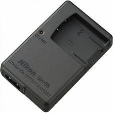 Caricabatterie Nikon MH-66 Orig. x EN-EL19 Coolpix S2900 S3700 S4300 S6600 S6400
