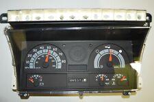 Chevrolet GMC DIESEL 95-02 HD Speedometer Instrument Cluster gauges 16157085
