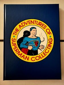 ADVENTURES OF SUPERMAN COLLECTING 1988, Hardcover + Slipcover 1497 of 2500 VF/NM